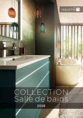 Catalogues meubles de salle de bain armoires de toilette bain douche et wellness aquarine - Meuble salle de bain aquarine ...