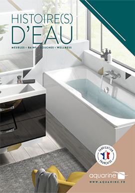 Catalogues Meubles De Salle De Bain Armoires De Toilette Bain Douche Et Wellness Aquarine