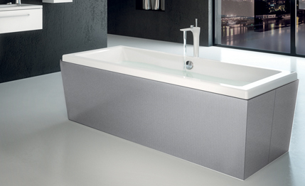 Baignoire design et contemporain aquarine for Baignoire contemporaine design