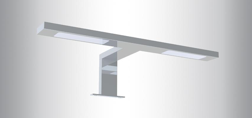 eclairage tableau led nino aquarine. Black Bedroom Furniture Sets. Home Design Ideas