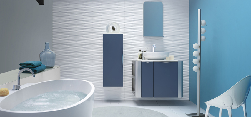 Meuble de salle de bain à composer  ALYS  Aquari