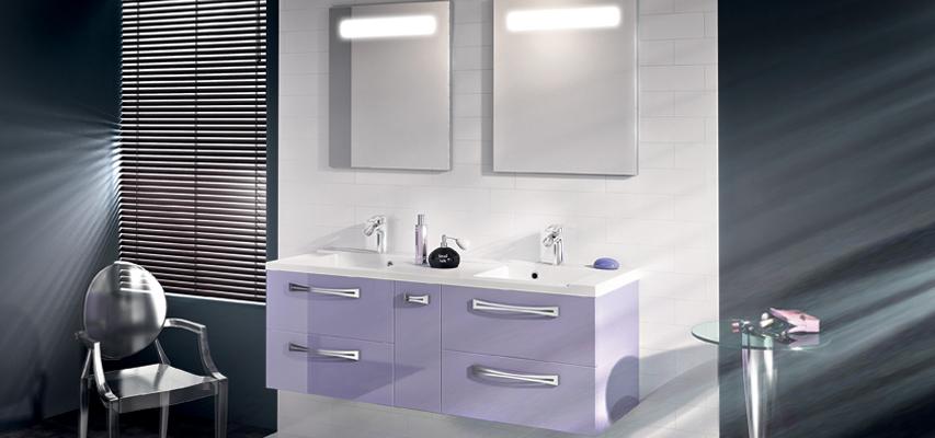 meuble de salle de bain suspendre brooklyn a suspendre aquarine. Black Bedroom Furniture Sets. Home Design Ideas