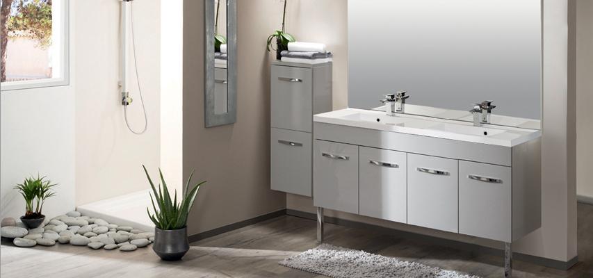 Meuble de salle de bain prefixe code portes aquarine for Meuble salle de bain aquarine