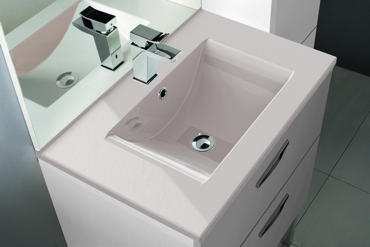 meuble de salle de bain - prefixe tiroirs | aquarine