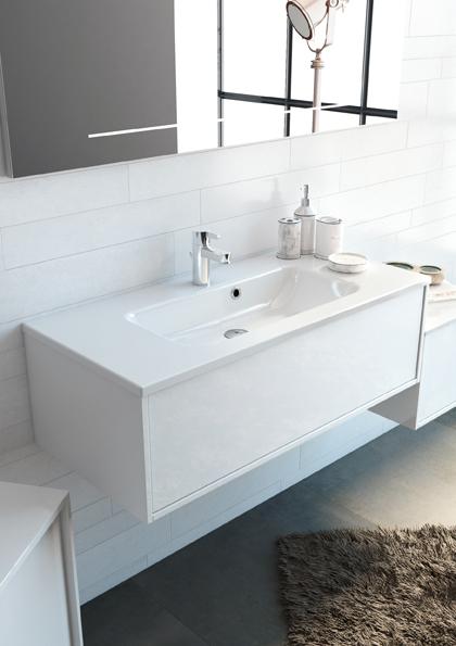 Meuble de salle de bain newport in aquarine - Meuble salle de bain aquarine ...
