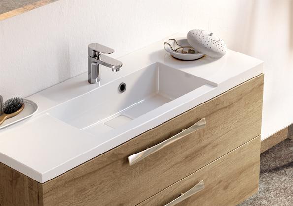 etagere sous vasque latest meuble sousvasque hmm portes fermeture freine une tagre toute. Black Bedroom Furniture Sets. Home Design Ideas