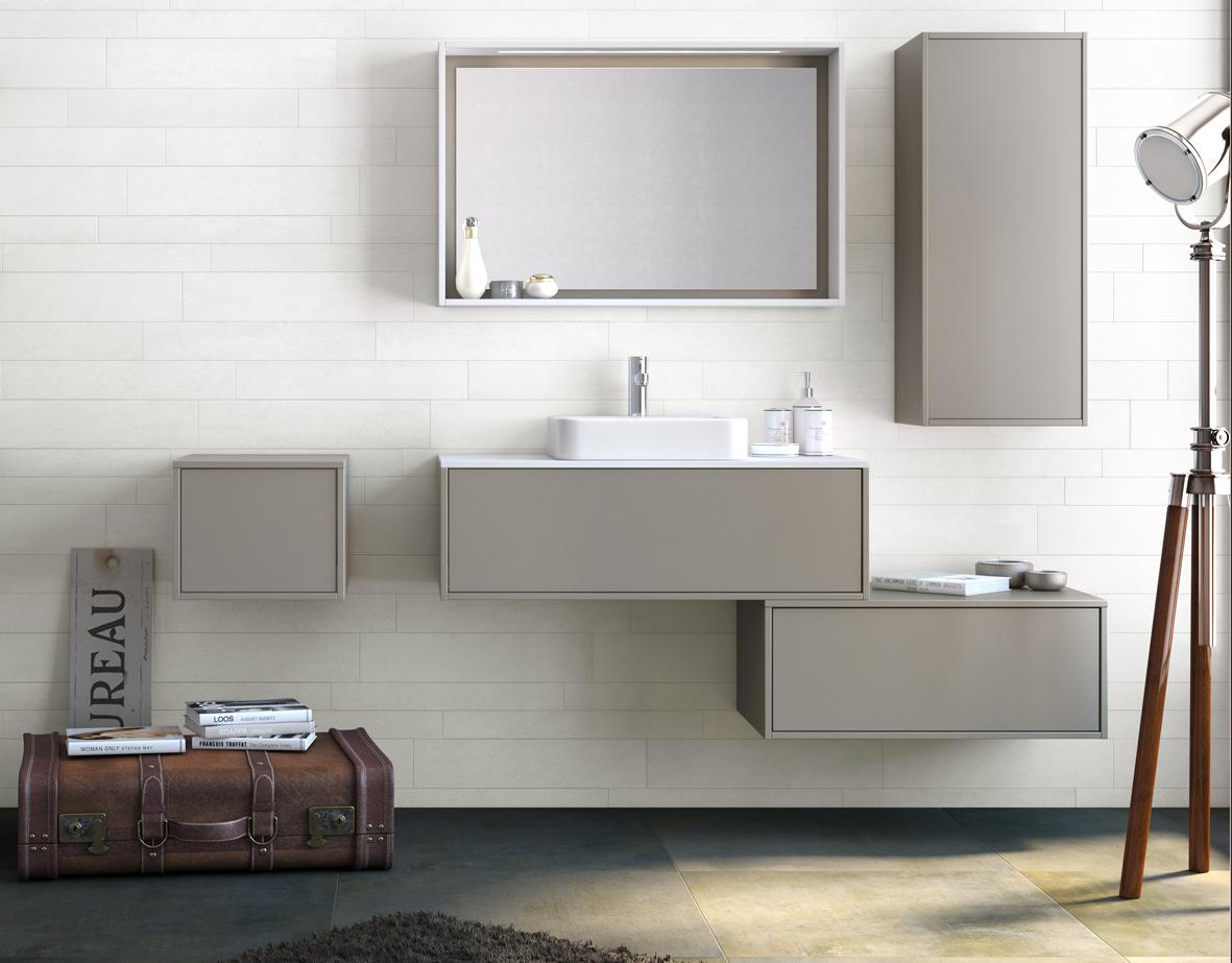 Meuble Salle De Bain Couleur Or ~ meuble de salle de bain newport in aquarine
