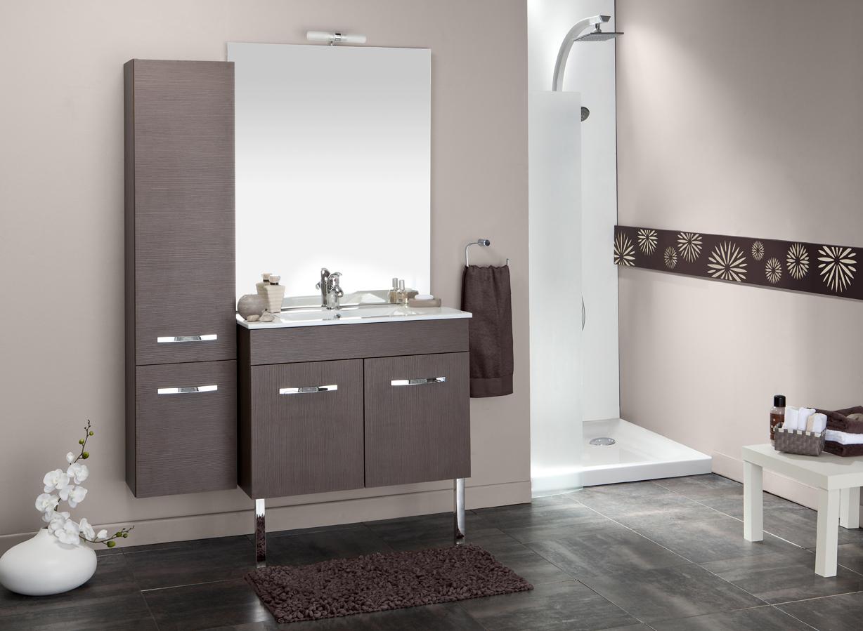 Meuble de salle de bain prefixe code portes aquarine for Porte en bois pour salle de bain