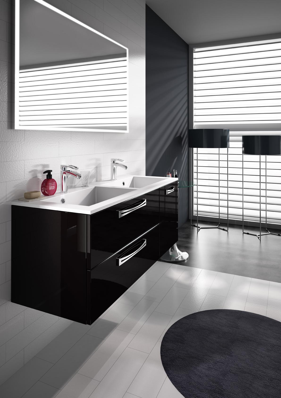meuble a suspendre fashion designs. Black Bedroom Furniture Sets. Home Design Ideas