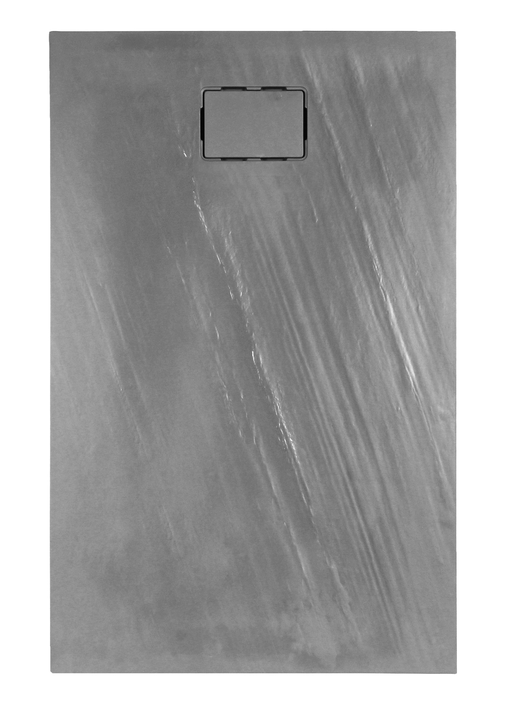 receveur de douche 140x90 receveur alaska grs blanc extraplat poser l x l antidrapant with. Black Bedroom Furniture Sets. Home Design Ideas