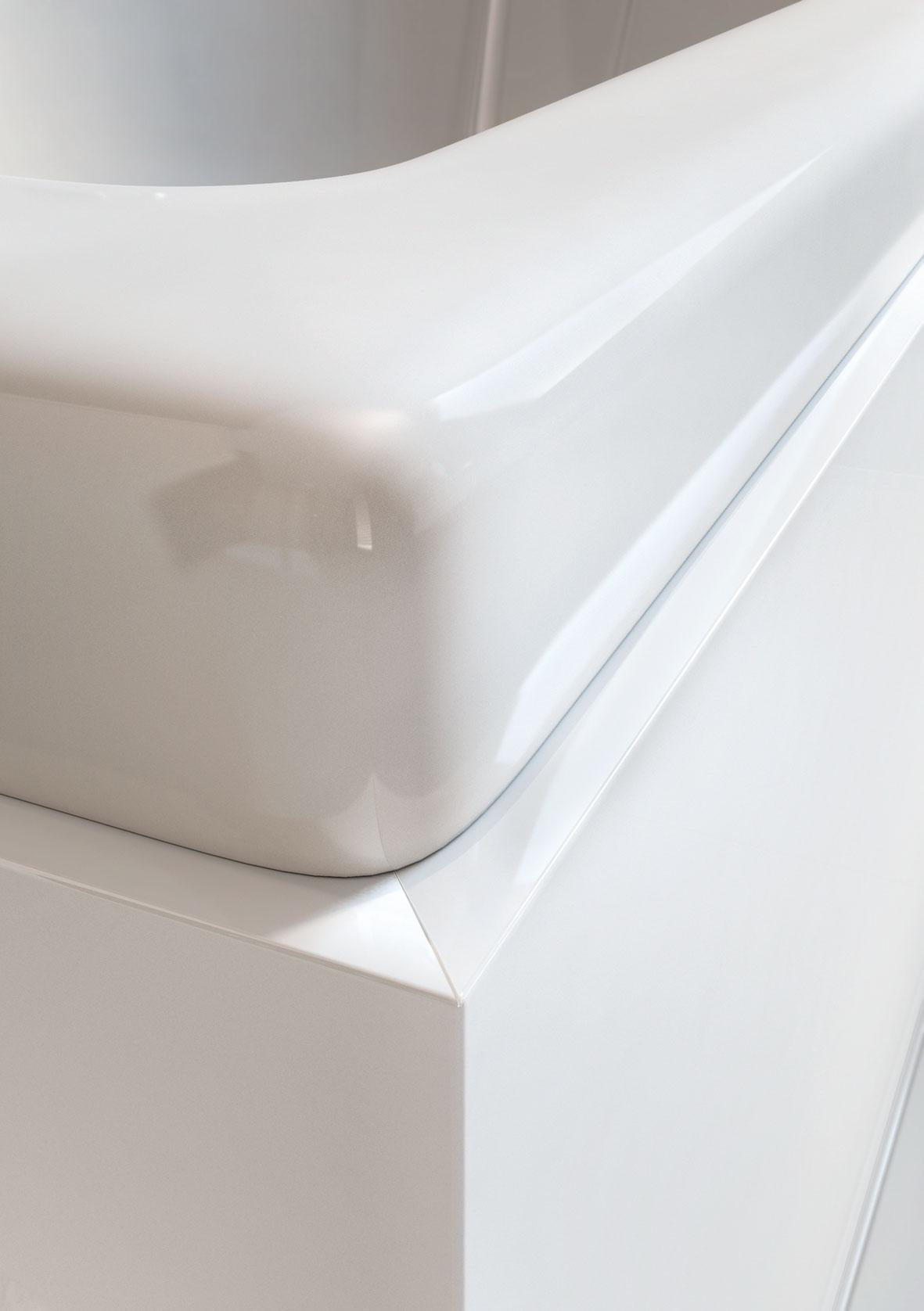 tablier frontal novalu pro frontal aquarine. Black Bedroom Furniture Sets. Home Design Ideas