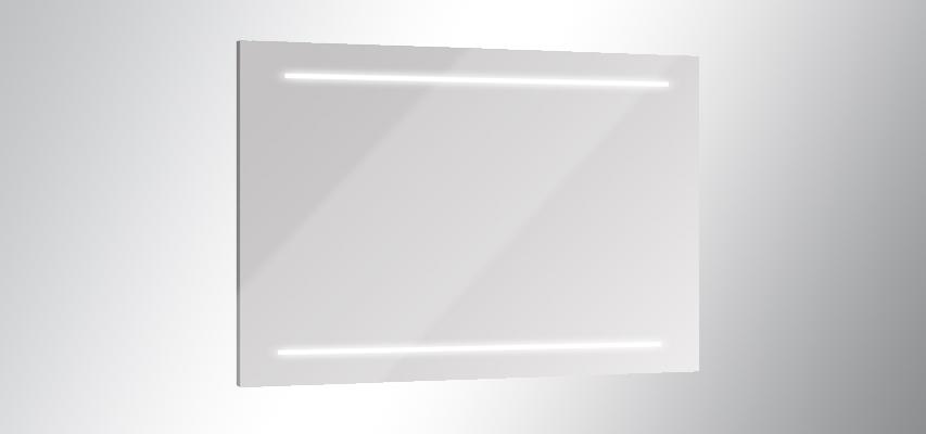 Wonderful Miroir Salle De Bain Avec Eclairage Integre #8: Miroir éclairage LED Intégrées SELFY