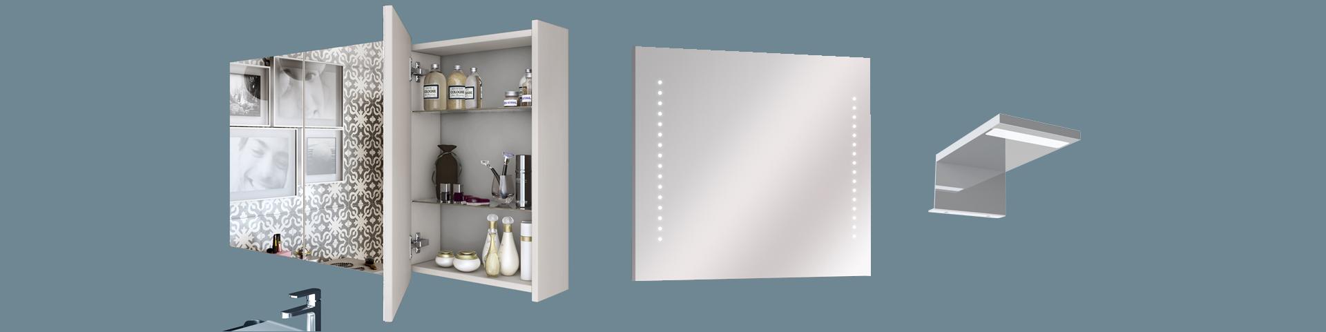 ensemble salle de bain meubles baignoires et plus aquarine. Black Bedroom Furniture Sets. Home Design Ideas