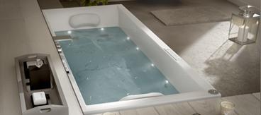Equipement Salle de bain : mobilier, baignoire, douche  Aquarine