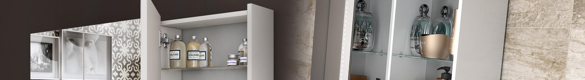 armoire de toilette lumineuse salle de bain et wc. Black Bedroom Furniture Sets. Home Design Ideas