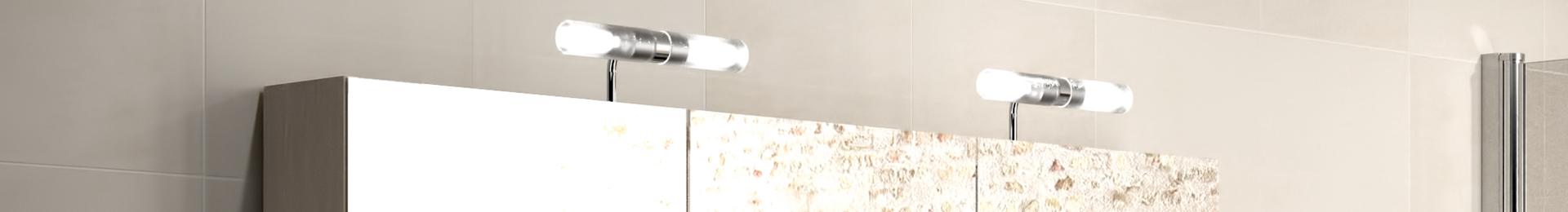 armoire de toilette miroir de salle de bain luminaires aquarine. Black Bedroom Furniture Sets. Home Design Ideas