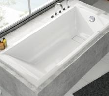 baignoire rectangulaire placy rectangulaire aquarine. Black Bedroom Furniture Sets. Home Design Ideas