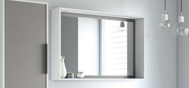Armoire miroir salle de bain éclairant