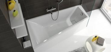 baignoire asym trique baignoire d 39 angle asym trique pour. Black Bedroom Furniture Sets. Home Design Ideas