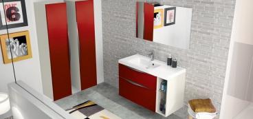 meuble salle de bain 100 cm 105 cm 120 cm. Black Bedroom Furniture Sets. Home Design Ideas