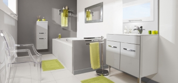 Meuble salle de bain 100 cm, 105 cm, 120 cm