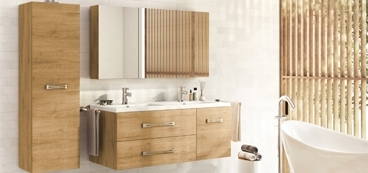 Nouveautés meuble salle de bain élégant