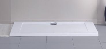 receveur de douche 140x90 extra plat xxl 140x80. Black Bedroom Furniture Sets. Home Design Ideas