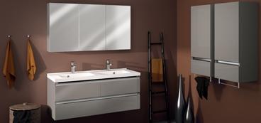 Meuble salle de bain 100 cm intemporel