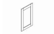 Miroir cadre 40 cm
