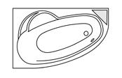 Système balnéo Préférence - LADIVA DROITE