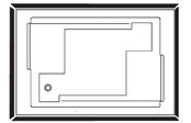 NOVALU WELLNESS îlot 180x120 pour baignoire BYZANCE