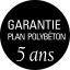 5 ans - Plan polybéton